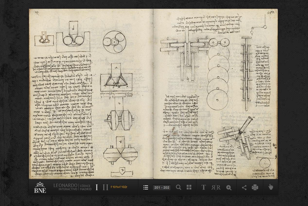 Códice de Leonardo da Vinci