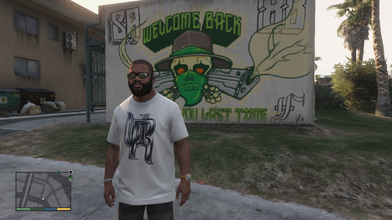 Gta 5 the graffiti of los santos