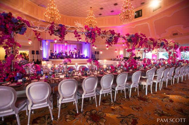 Coronado ballroom wedding
