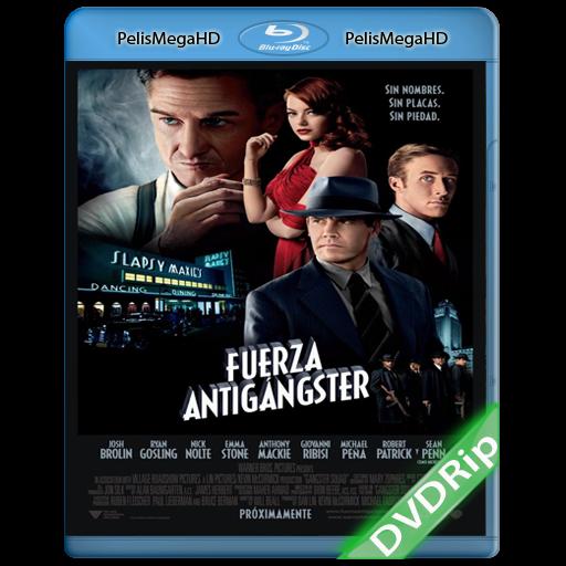 Fuerza Antigángster (2013) DVDRip Español Latino