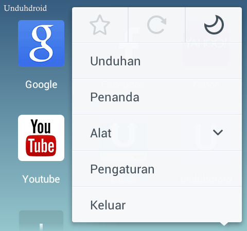 UC Browser Mini Atau Opera Mini di Android