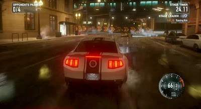 Need For Speed The Run Cars