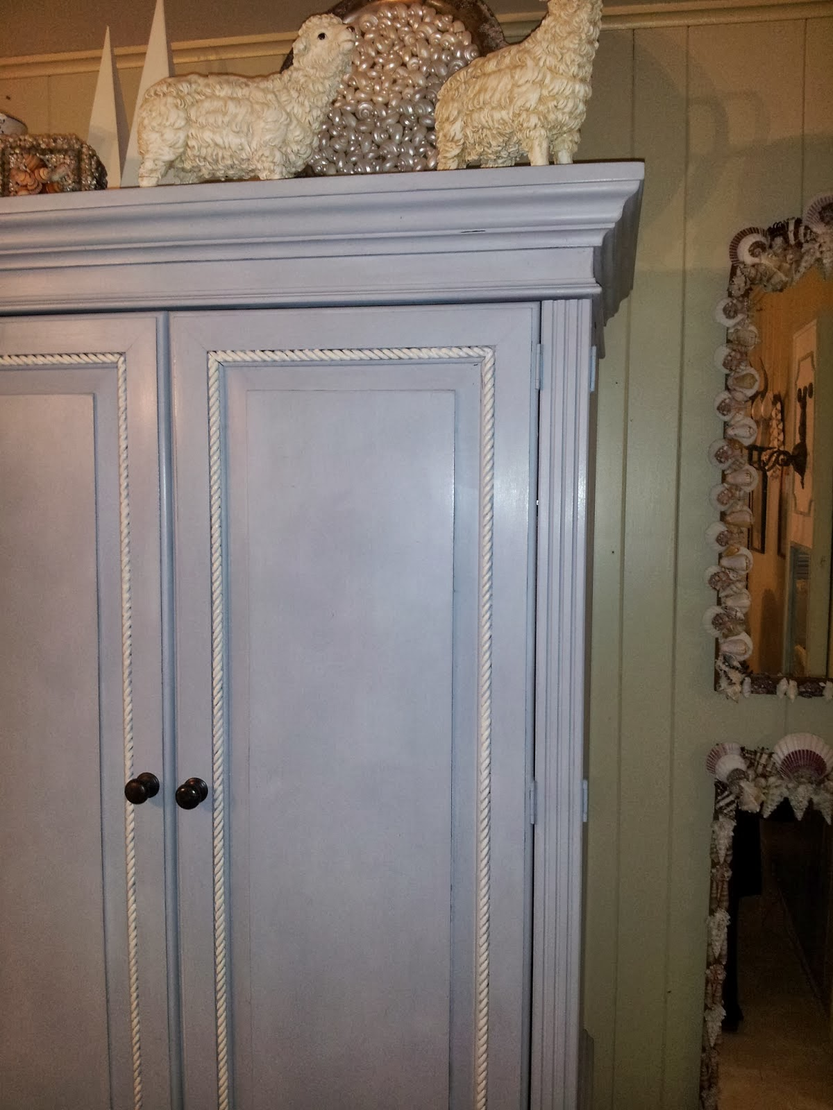 Chalk Paint® Armoire