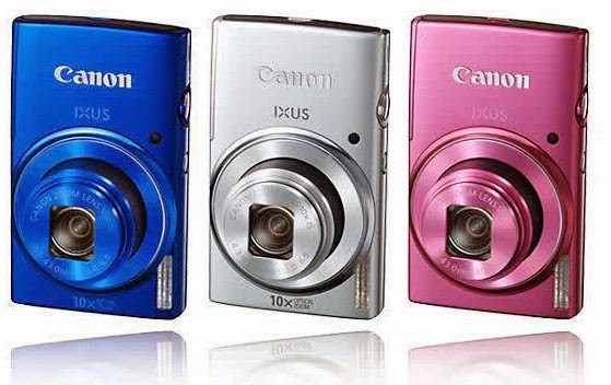 Canon Digital IXUS 155 Terbaru
