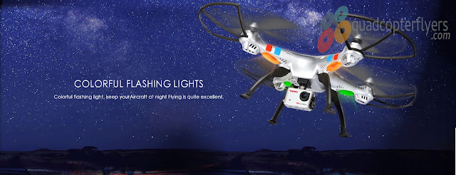 Syma_X8G_Quadcopter_Night_Flying_LEDS