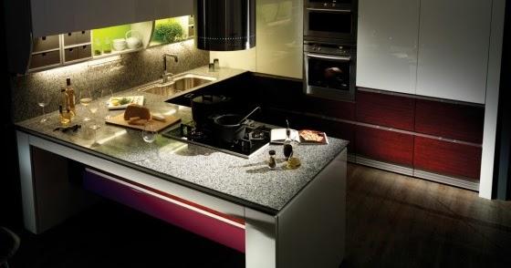 Dise o de cocinas para peque os espacios gu a y for Disenos de cocinas en espacios pequenos