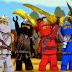 Terceira temporada da animação Lego Ninjago será lançada em 2014