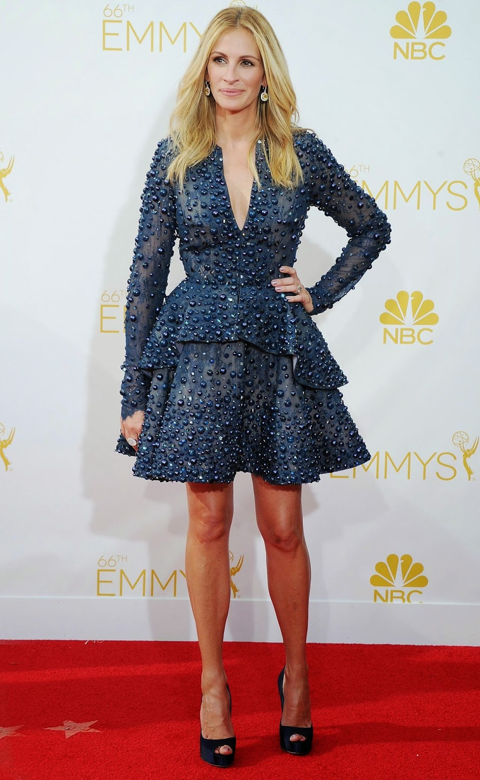 Julia Roberts – 2014 Primetime Emmy Awards in Los Angeles