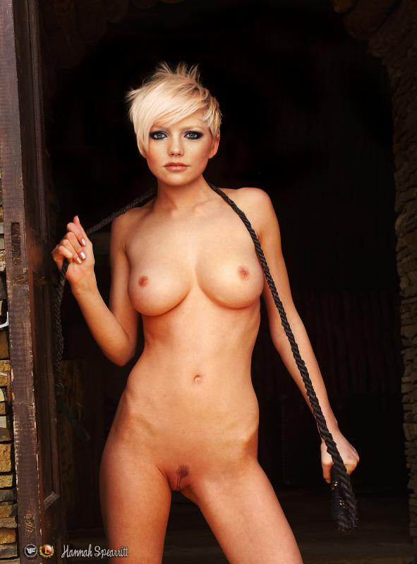 Hannah Spearritt Nude Gallery