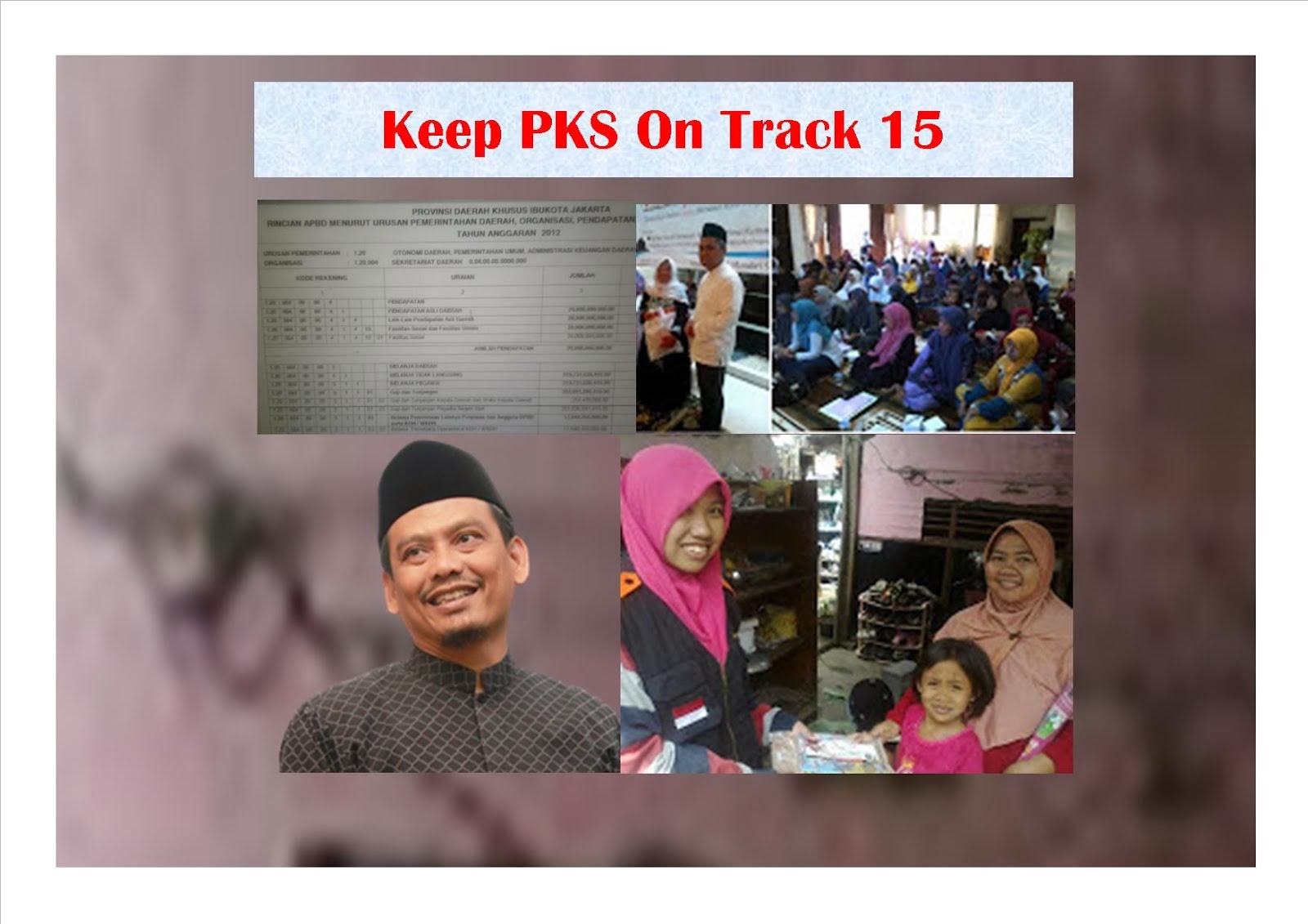 Keep PKS On Track 15