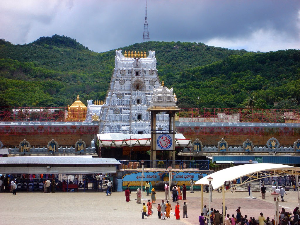 Tirupati - Weekend Getaways from Bangalore