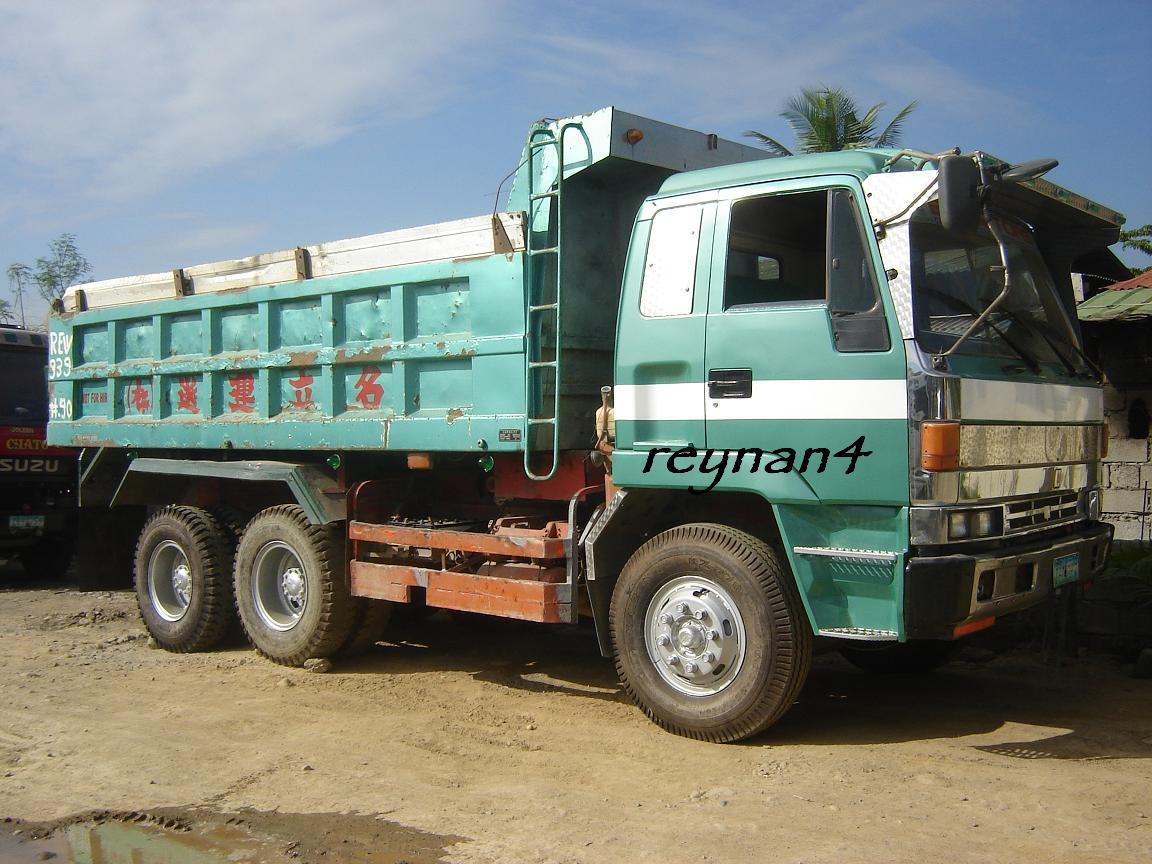 Photos of Rotary Dump Truck For Sale