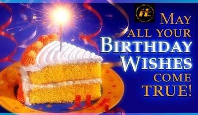 Happy Birthday Wishes Cool Happy Birthday Wishes