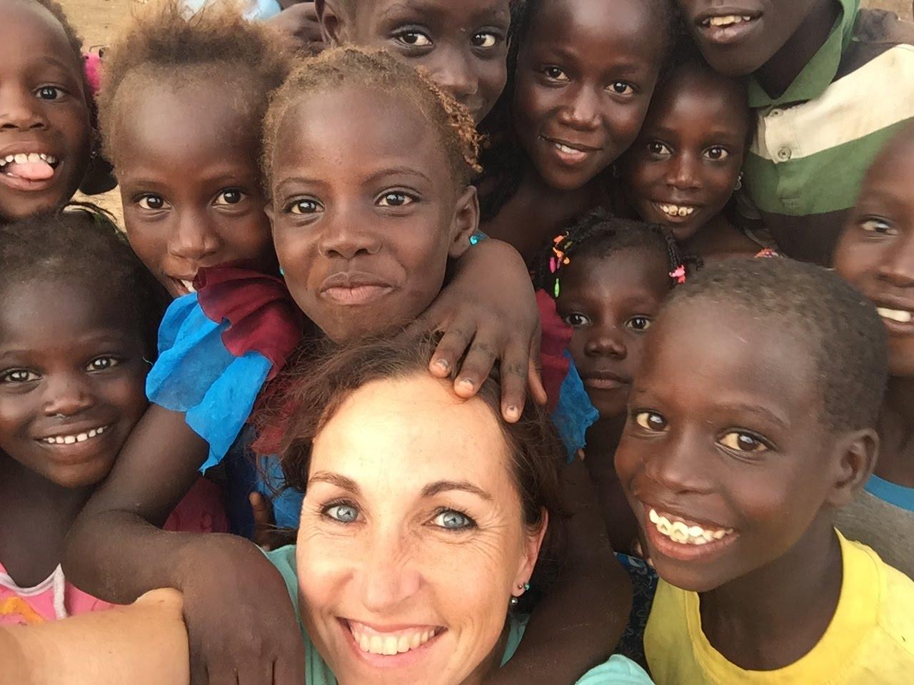 Sénégal avec Nouvelle Planète