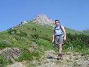 Txindoki 1.346 m (vertiente oeste)