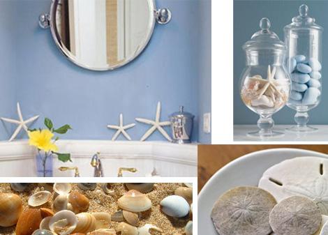 Cassandra marie my dream house for Lighthouse themed bathroom ideas