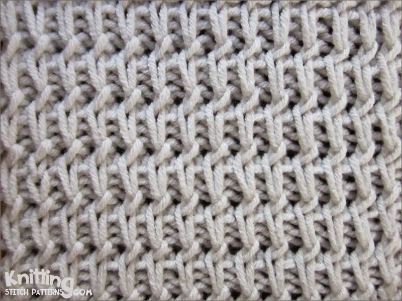 Knitting Stitch Slip 1 Wyif : Knitting Stitch Patterns