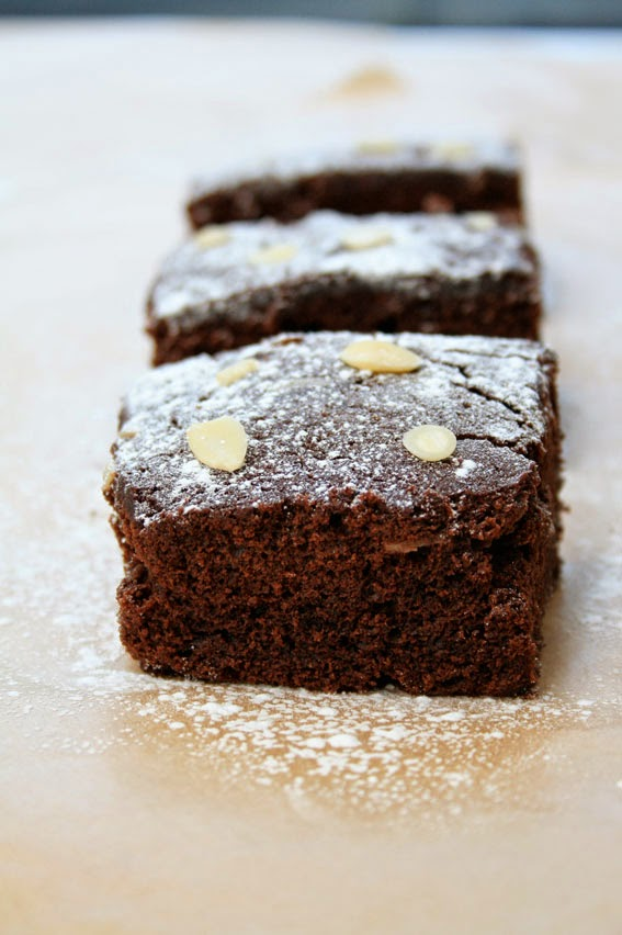 brownies www.bakeandthecity.blogspot.co.uk