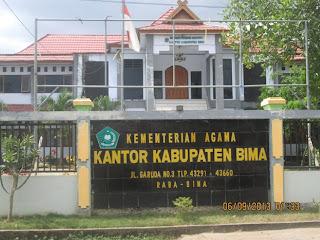 Guru Lingkup Kemenag Kabupaten Bima Pertanyakan Dana Sertifikasi