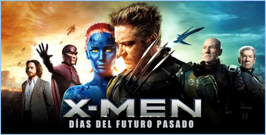 X-Men: Días Del Futuro