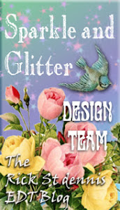 I&#39;m on the Sparkle and Glitter design team