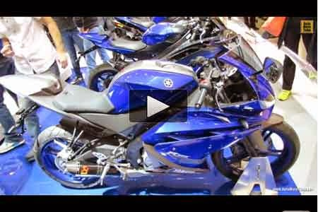 Video Yamaha R125