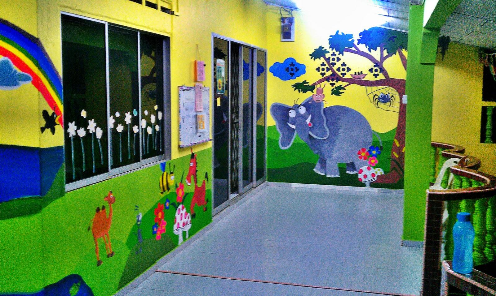 Miext 39 12 e for Contoh lukisan mural tadika