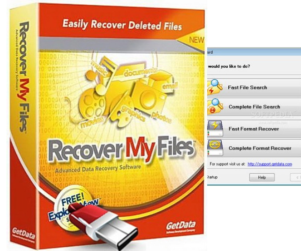 recover my files is fast and easy no technical or data recovery