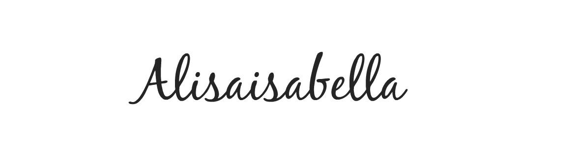 Alisaisabella