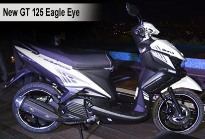 Rincian Harga Kredit Yamaha New GT 125 Eagle Eye Terbaru 2014