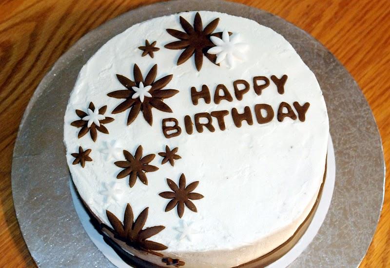 Everyday Mom Birthday Cake