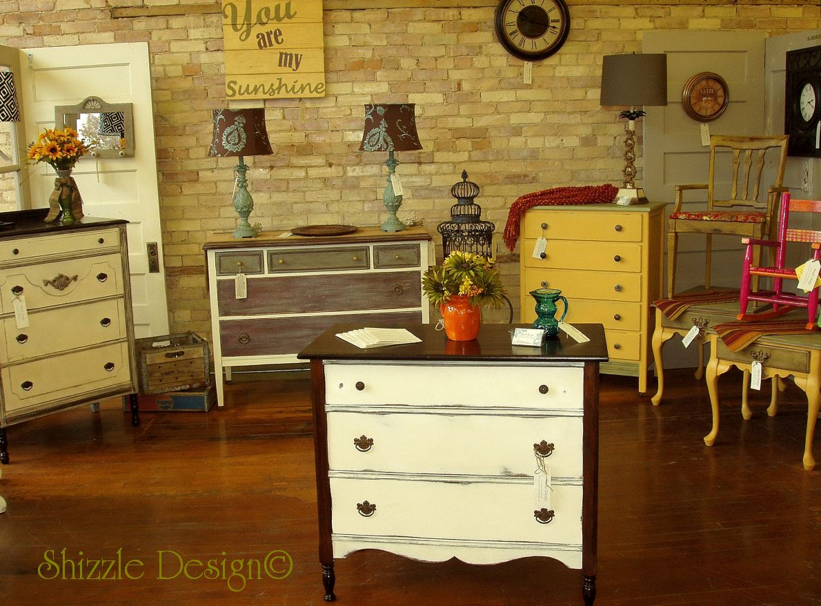 Shizzle Design Best Painted Furniture Reno S 2011 By Shizzle Design