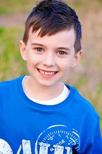Silas Age 7
