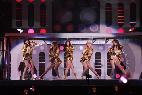 KARA Konser Di Tokyo Dome