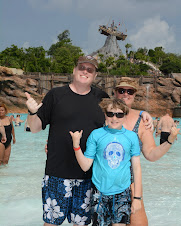 Hanging Loose at Typhoon Lagoon
