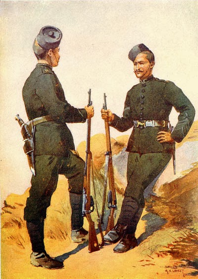 39th Garhwal Rifles _DevBhumiUttaranchal