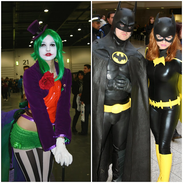 Duella Dent, Batman and Batgirl