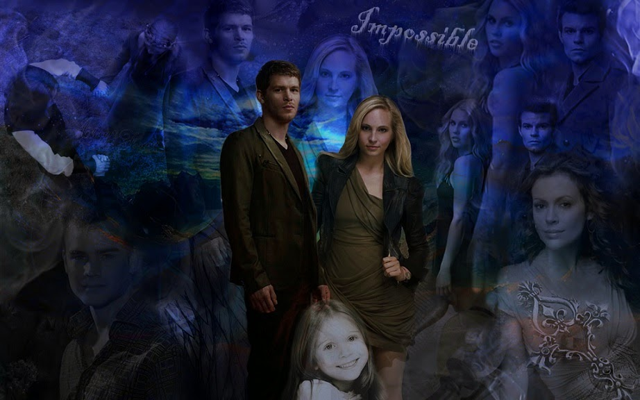 Klaroline by ellie