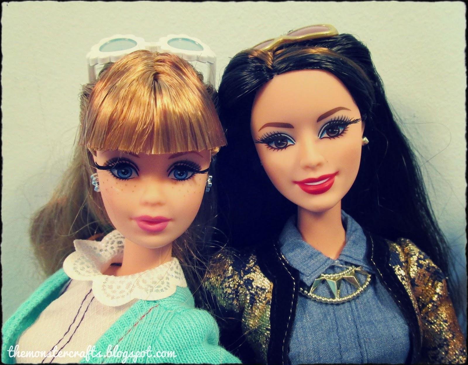 Style luxe Midge and Raquelle