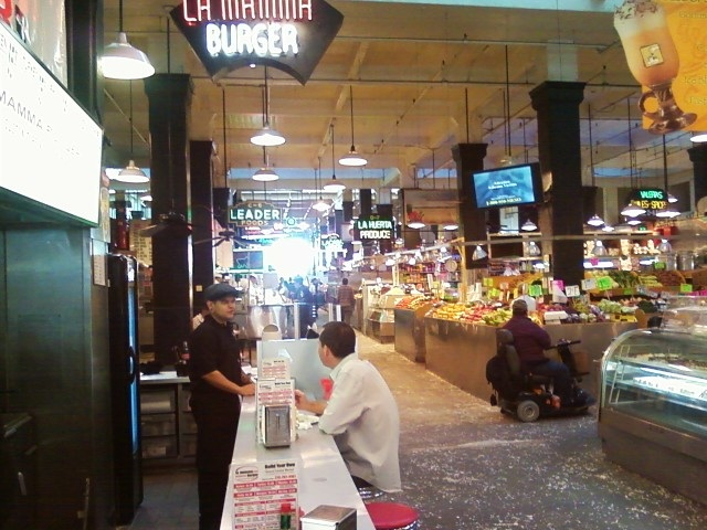 describe a busy market Stimuli to encourage students to get creative in their description of a busy supermarket aligned to common core state standard: w9-103, w9-104 stimulus for describing the scene in a busy supermarket detailed description of groceries.