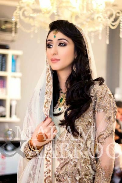 Maram & Aabroo Bridal Makeup Collection  2015