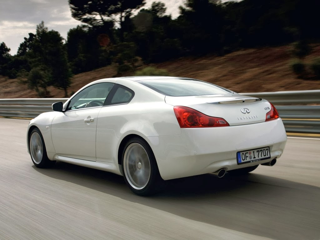 Infiniti g37 coupe car images front view