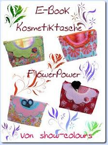 Freebie Kosmetiktasche FlowerPower