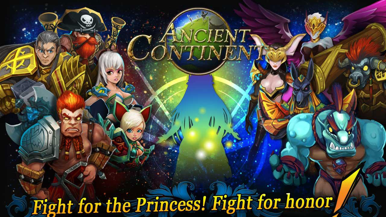 Ancient Continent Gameplay IOS / Android