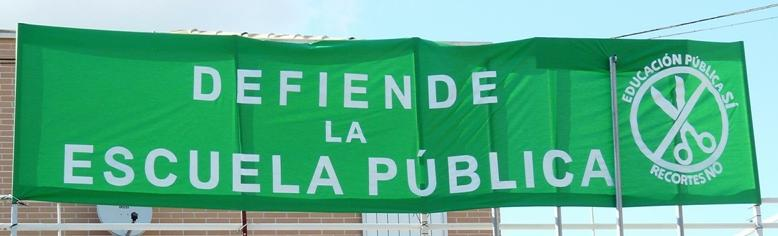 Marea Verde Andorra (Teruel)