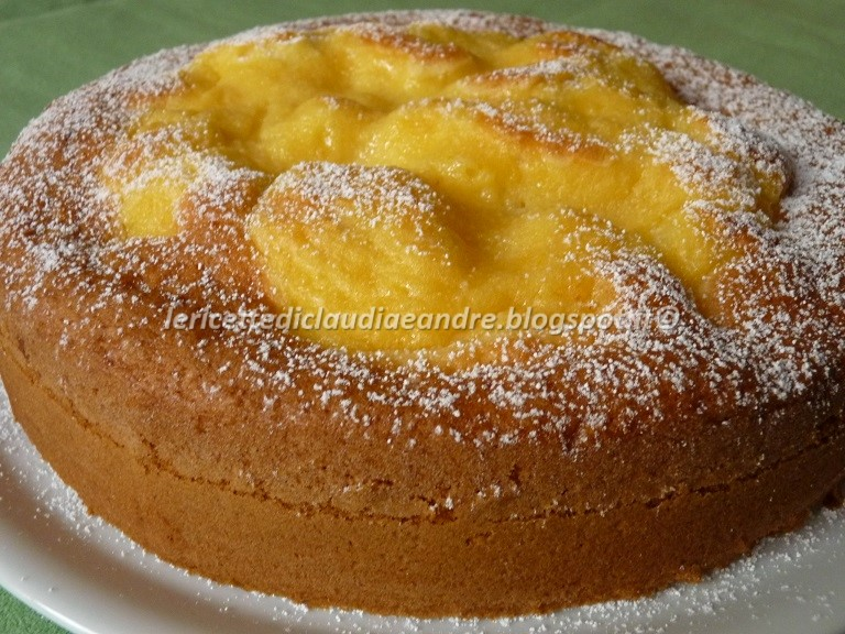 Ricetta torta alla ricotta paneangeli