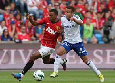 Nani Man Utd 2012