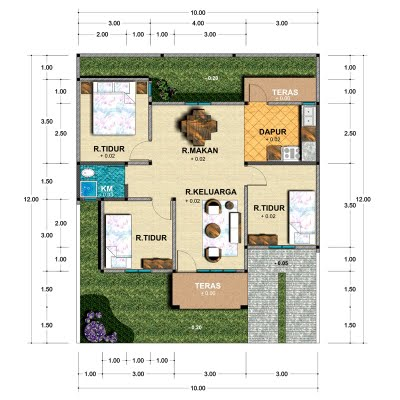 Gambar Desain Dapur Rumah on Tips Membangun Rumah Idaman Menarik Dan Elegan Murah Dan Tidak Murahan