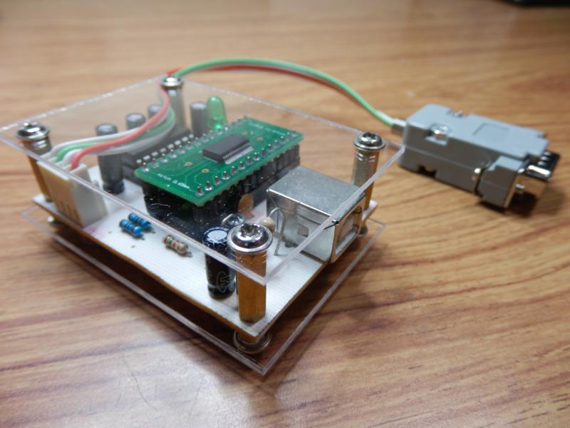 Jartur Blog - Electr�nica y Computaci�n: POST#5: Convertidor USB a ...