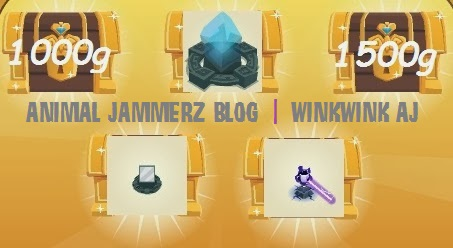 Animal jam greelys inferno easy prizes to make